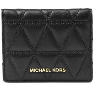 🆕Michael Kors MK Flap Card Holder Wallet